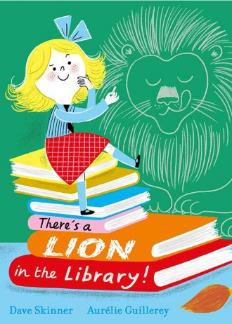 theres-a-lion-in-the-library-dave-skinner