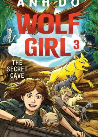 The Secret Cave- Wolf Girl 3