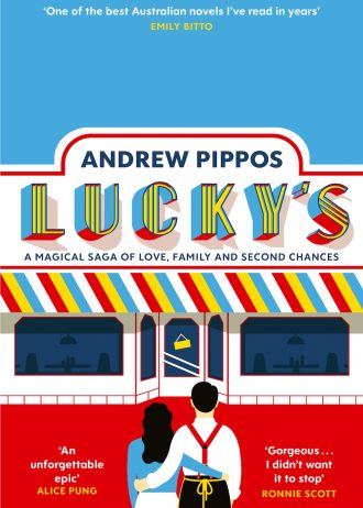 LUCKY'S Andrew Pippos