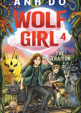 The Traitor- Wolf Girl 4